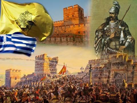 Τα τείχη της Κωνσταντινούπολης θα χωρίζουν πάντα το Φως από το σκοτάδι