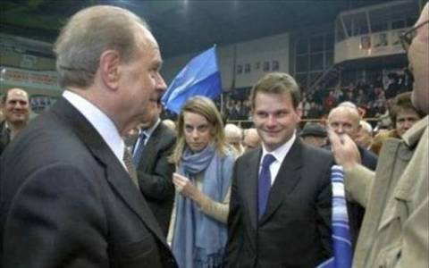Ο Κώστας Καραμανλής ο νεώτερος υποψήφιος στις Σέρρες