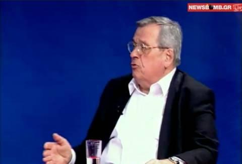 Στ. Μάνος: Δεν μπορούμε να εκβιάσουμε τους Ευρωπαίους