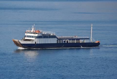 Επιβατικό πλοίο σημείωσε βλάβη στο Ρίο
