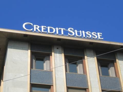 Credit Suisse: 20% πιθανότητες να βγει η Ελλάδα από το ευρώ