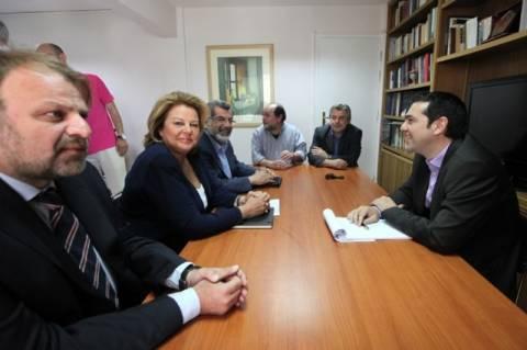 Εκλογική στήριξη στον ΣΥΡΙΖΑ από την Κοινωνική Συμφωνία
