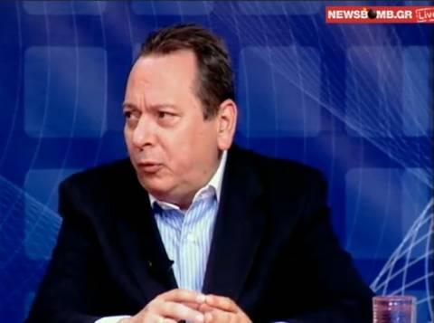 Μ. Τασιόπουλος: Η περίοδος Παπαδήμου δεν βοήθησε τη χώρα