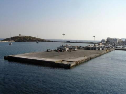 Τουρίστρια έπεσε στη θάλασσα λόγω ζημιάς στην προβλήτα
