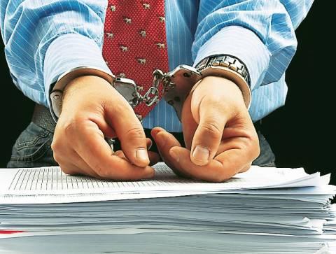 Συνελήφθη 62χρονος για μη απόδοση Φ.Π.Α. στην Κατερίνη