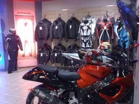 Διάρρηξη σε κατάστημα πώλησης μοτοσυκλετών στη Θεσσαλονίκη