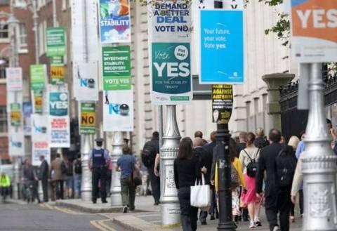 Δημοψήφισμα στην Ιρλανδία για το Δημοσιονομικό Σύμφωνο