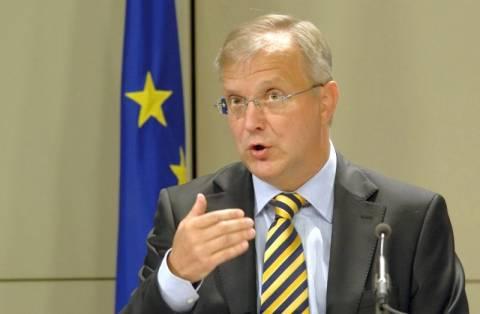 Όλι Ρεν: Η ευρωζώνη χρειάζεται βαθύτερη ολοκλήρωση