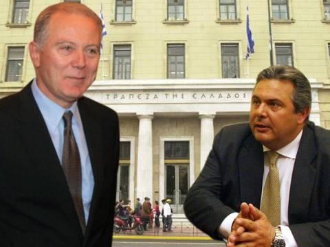 Τι είπε ο Προβόπουλος στον Καμμένο για τα CDS