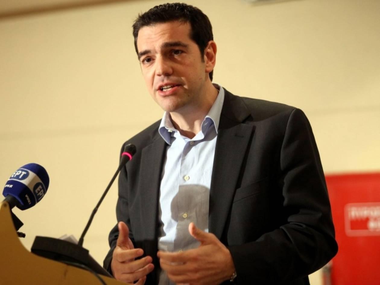Time για Τσίπρα: Ο πολιτικός που «κάνει την Ευρώπη να τρέμει»