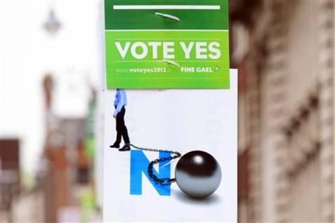Ιρλανδία: Εκτιμήσεις ότι θα επικρατήσει το «ΝΑΙ» στο δημοψήφισμα