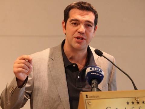 Το οικονομικό πρόγραμμα του ΣΥΡΙΖΑ παρουσιάζει ο Α. Τσίπρας