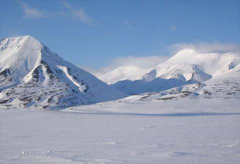Αρκτική: 800.000 χρόνια μετά, πάνω από 400ppm το διοξείδιο του άνθρακα