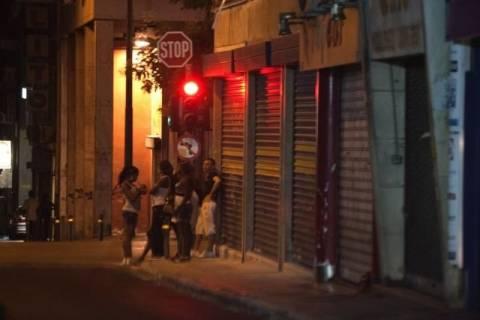 Οκτώ παράνομοι οίκοι ανοχής στην καρδιά της Αθήνας