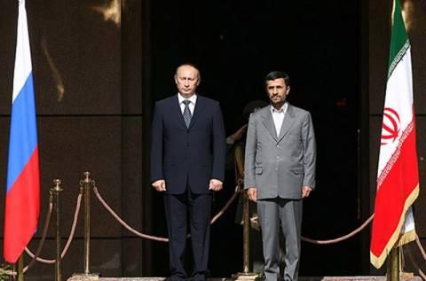Συνάντηση Πούτιν-Αχμαντινετζάντ στην Κίνα