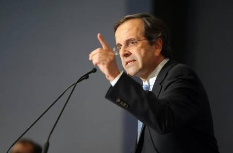Α. Σαμαράς: Να βάλουμε πάνω από όλα την υγεία των πολιτών