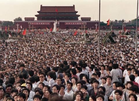 Κόντρα Κίνας – Η.Π.Α. για την εξέγερση του 1989 στην πλατεία Τιεανμέν