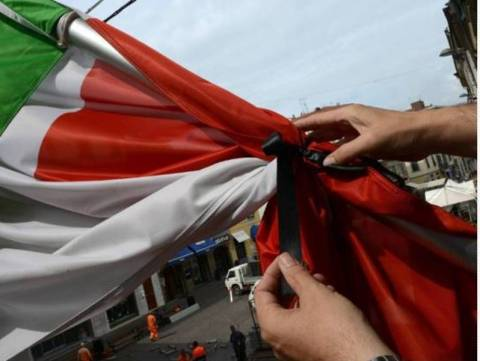 Η Ιταλία πενθεί τα θύματα του Εγκέλαδου