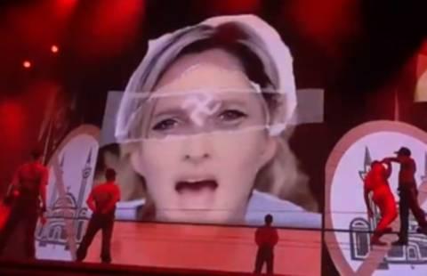 Το κόμμα της Μαρίν Λεπέν θα μηνύσει τη Μαντόνα
