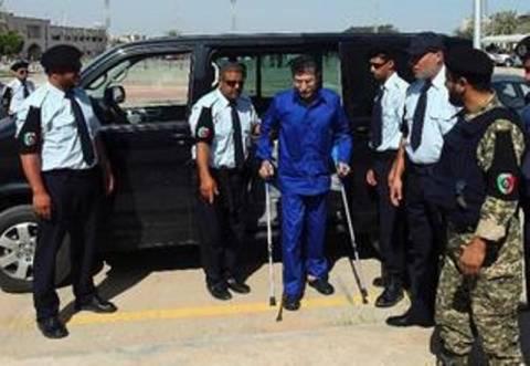 Πρώτη δίκη υψηλόβαθμου αξιωματούχου του καθεστώτος Καντάφι στη Λιβύη