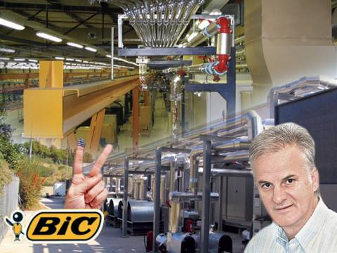 Επτά στα 10 ξυραφάκια Bic παγκοσμίως είναι made in Greece!