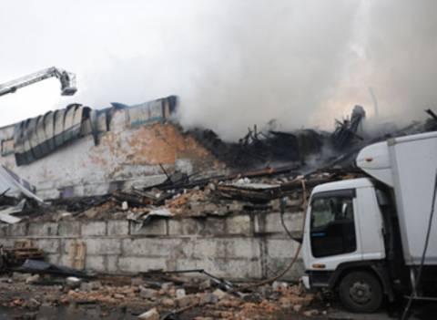Τραυματίες από εκρήξεις πυρομαχικών στη Βουλγαρία