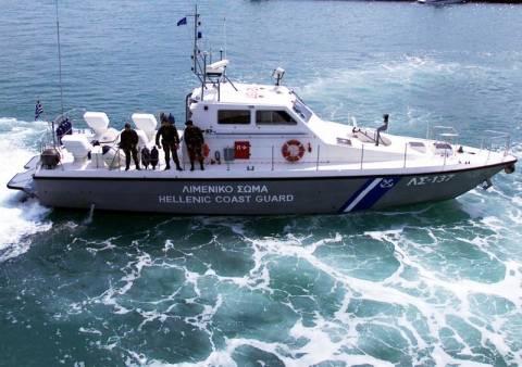 Προσάραξη σκάφους στην Ανάβυσσο
