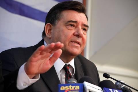 Τι σχολίασε ο Γ.Καρατζαφέρης για την επίθεση Κασιδιάρη στη Λ.Κανέλλη