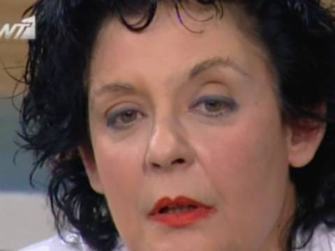 Τα σημάδια στο πρόσωπο της Λιάνας Κανέλλη (pics)