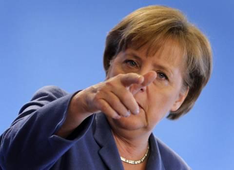 «Περισσότερη Ευρώπη» ζήτησε η Μέρκελ