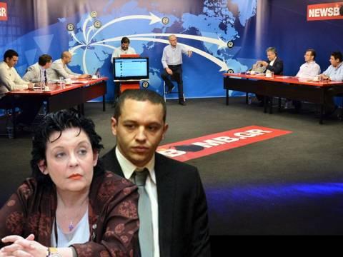 Το πολιτικό τοπίο στα social media,ο Κασιδιάρης και η Κανέλλη