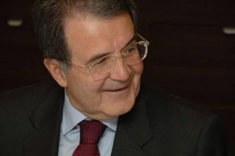 Πρόντι: «Η Ελλάδα αποτελεί τεστ για το μέλλον της Ευρώπης»
