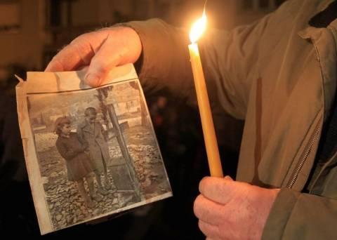 Μνημόσυνο για τη σφαγή στο Δίστομο την Κυριακή