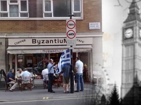 Πού ζούν και πού συχνάζουν οι Έλληνες του Λονδίνου