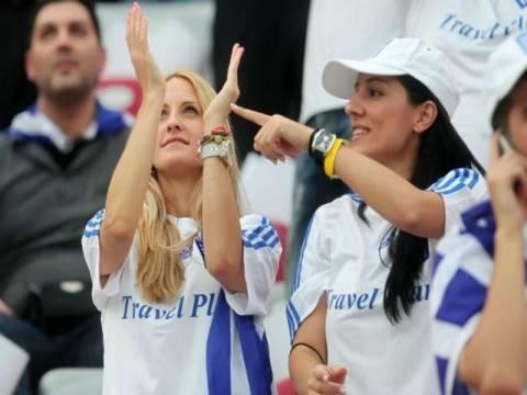 Euro 2012: Πολωνία – Ελλάδα: Ισοπαλία και στην ομορφιά (photos)