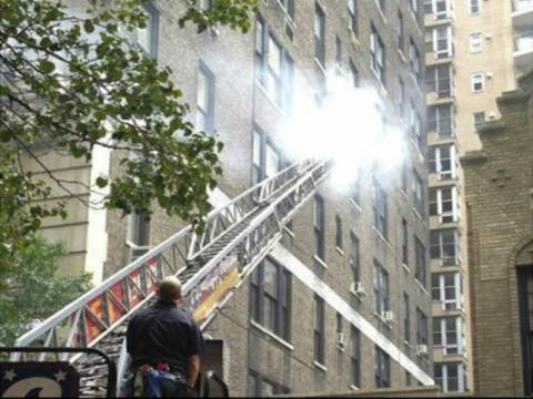 Πυρκαγιά στο σπίτι του Robert De Niro