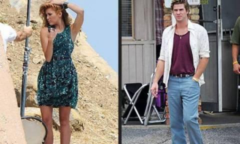 Miley Cyrus – Liam Hemsworth: Η δουλειά συνεχίζεται