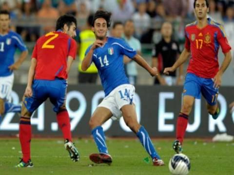 Euro 2012: LIVE Ισπανία - Ιταλία