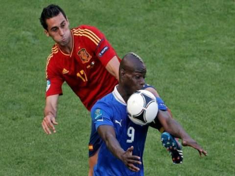 Euro 2012: Αυτό που άξιζαν Ισπανία και Ιταλία