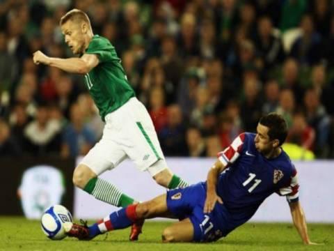 Euro 2012: LIVE Ιρλανδία - Κροατία