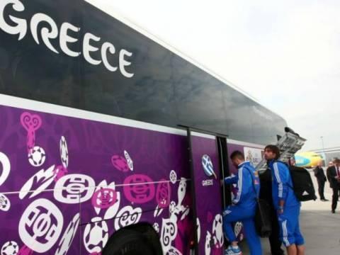 Euro 2012: Αύριο στις 19:00 το Ελλάδα - Τσεχία
