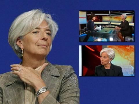 Λαγκάρντ: Οι Έλληνες οφείλουν να πληρώνουν τους φόρους τους