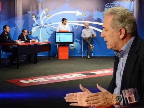 Δ. Αβραμόπουλος: Πρέπει να κόψουμε τον λαιμό μας, να κάνουμε κυβέρνηση