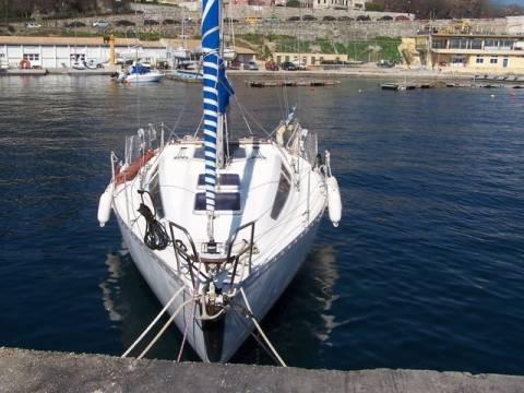 Τραυματισμός αλλοδαπού επιβάτη σε ιστιοπλοϊκό σκάφος