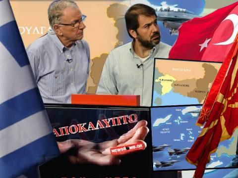 Απειλές για την αδύναμη Ελλάδα