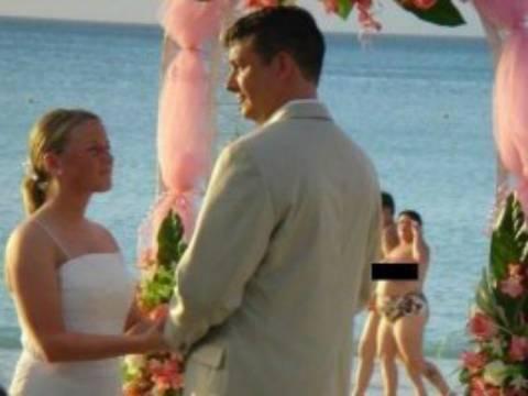 Τα καλύτερα photobombings από γάμους! (pics)