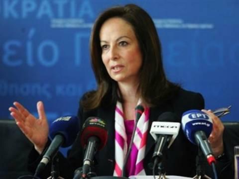 Άννα Διαμαντοπούλου: Το ΠΑΣΟΚ ξεστράτισε, λιποψύχισε, αλλοτριώθηκε
