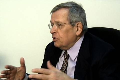 Στ. Μάνος: Ο ΣΥΡΙΖΑ εκπροσωπεί το κατεστημένο