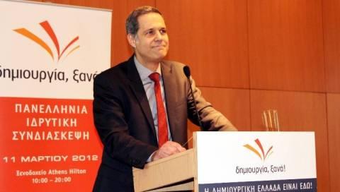 Θ. Τζήμερος: Συνεργασία μόνο με τους ευρωπαϊστές