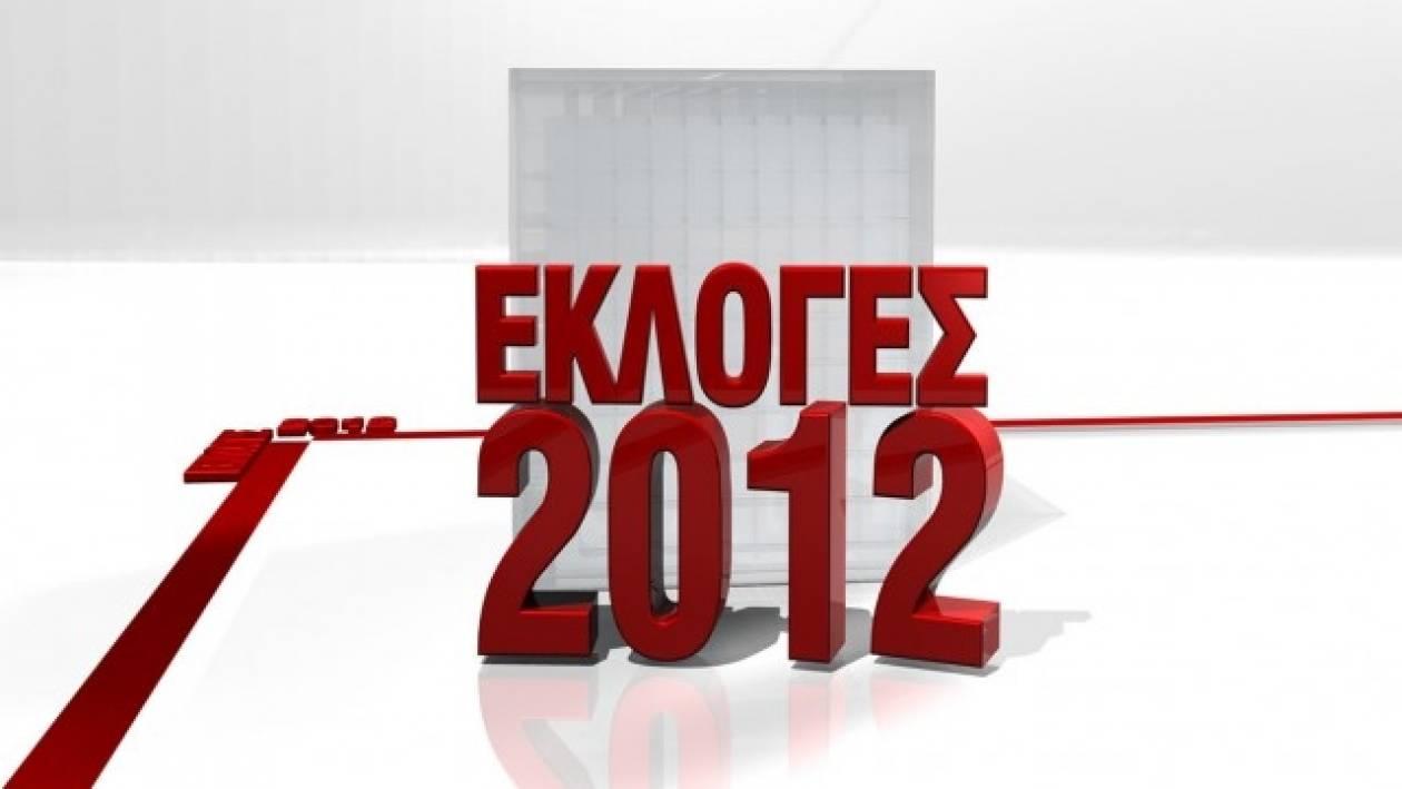 Εκλογές Ιούνιος 2012: Που ψηφίζω...